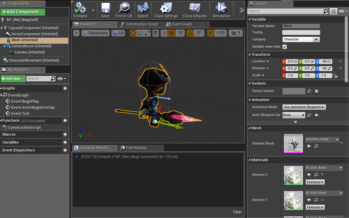 Ue4how to share characters blueprint and animation blueprint in figure3 marked in red rectangular box animation blueprint generated class remains none under details animation menu you may create new abp to apply malvernweather Gallery